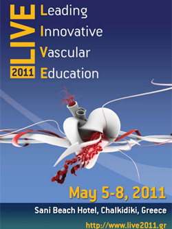 LIVE 2011 - Leading Innovative Vascular Education