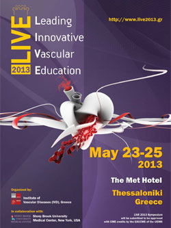 LIVE 2013 - Leading Innovative Vascular Education
